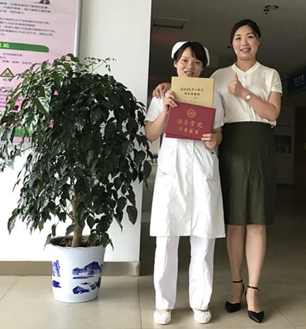 刘女士于2014年在潇湘城建